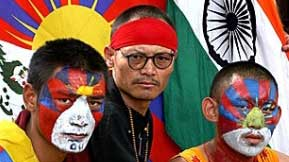 Tibet's New Warriors: Less Love, More Politics